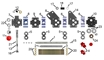 Dry Sump, Drive Shaft