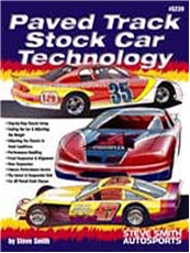 Book, Paved Track Stock Car Technology