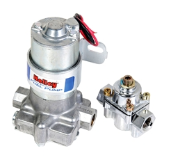 Electric Fuel Pump With Regulator