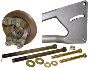 Power Steering Mount Kit, Quick Change
