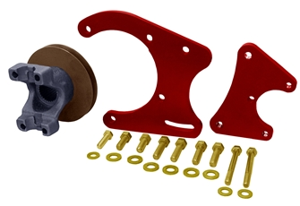 "Power Steering Mount Kit, 9"" Ford"
