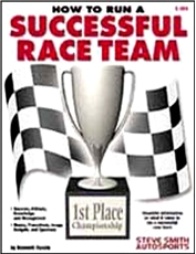 Book, How To Run A Successful Race Team
