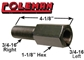 "Rod Adjuster, 3/4"" Thread"