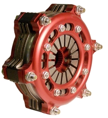 "Clutch Assembly, 5.5"", 85-, Coarse"