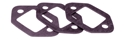 Header Gaskets, Chevy V-6