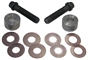 Caliper Mounting Bolt And Shim Kit
